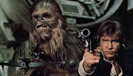 Chewbacca en Star Wars: Episodio VII