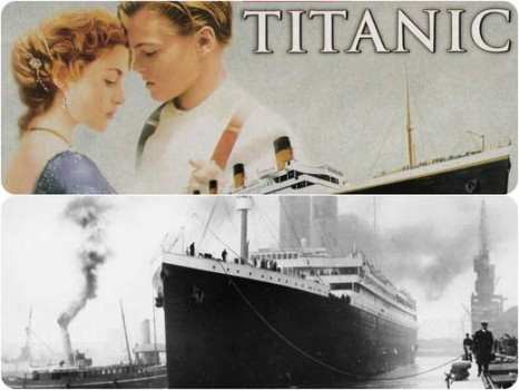 102 años del Titanic