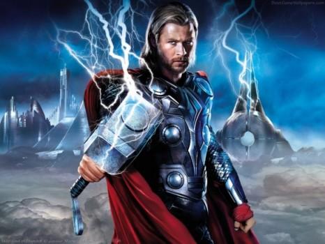 Thor 14 de abril en cines