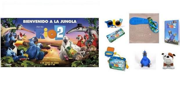 Concurso Superpack de regalos de Río 2