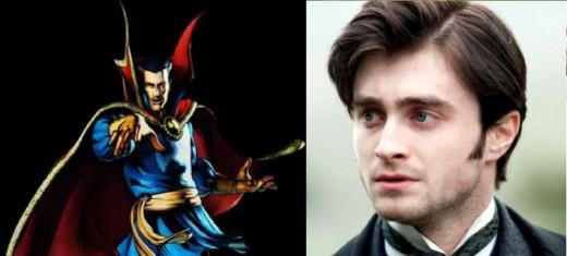 Daniel Radcliffe será el Doctor Extraño
