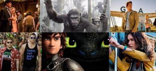 Especial películas imprescindibles del verano 2014