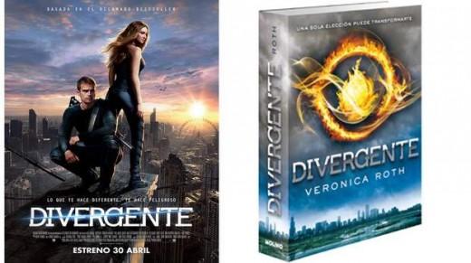 Concurso libro de Divergente