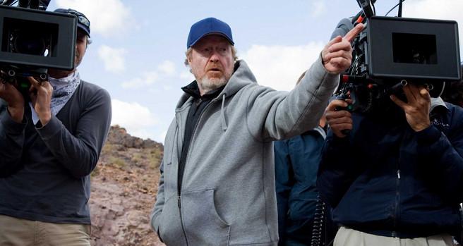 Ridley Scott producirá Pharaoh