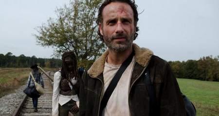 Final de la cuarta temporada de la serie The Walking Dead