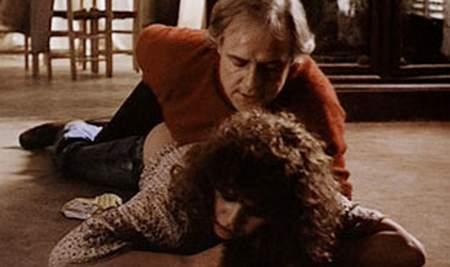 """escena de la violación de """"El último tango en París"""""""