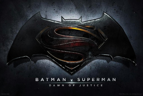 Logo de Batman vs Superman: Dawn of Justice