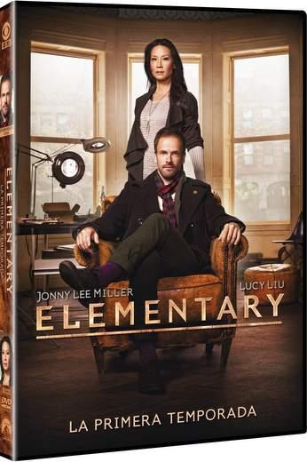 Concurso serie Elementary en DVD