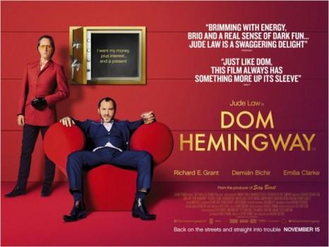 Crítica de Dom Hemingway