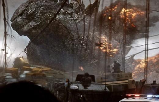 Secuela de Godzilla 2014