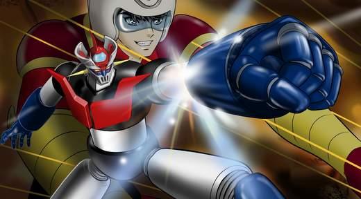 Regresa serie Mazinger Z