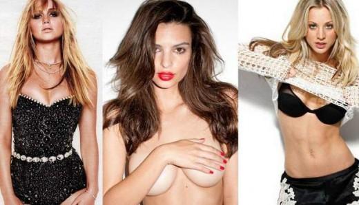 Las 10 mujeres más sexys del planeta