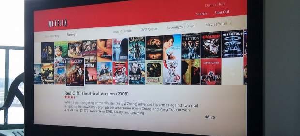 Netflix aterriza en nuevos paises de Europa