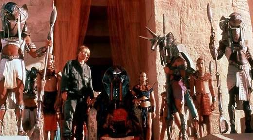 El clásico de la ciencia ficción Stargate se convertirá en una trilogía