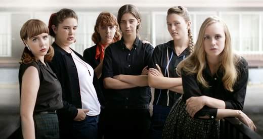 Crítica de Foxfire, confesiones de una banda de chicas