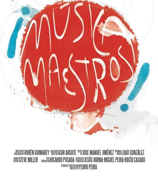 Crítica de Música, maestros