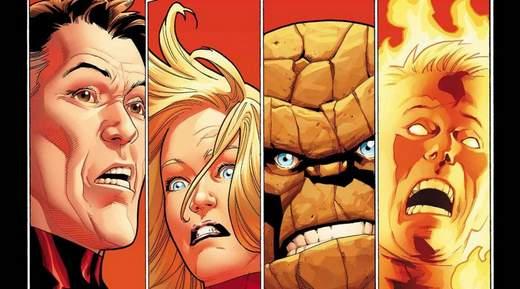 Marvel cancela Los Cuatro fantásticos