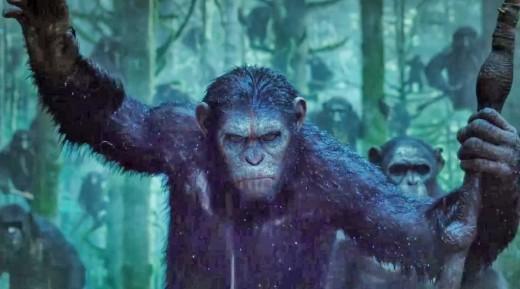 El Amanecer del Planeta de los Simios Teaser Trailer8