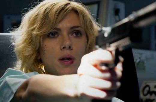 Lucy protagonizada por Scarlett Johansson