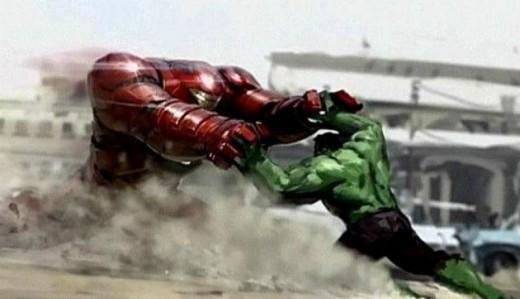 lucha-entre-hulk-y-iron-man-con-el-hulkbuster