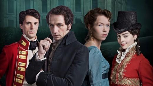 La muerte llega a Pemberley nueva serie de televisión de Antena 3