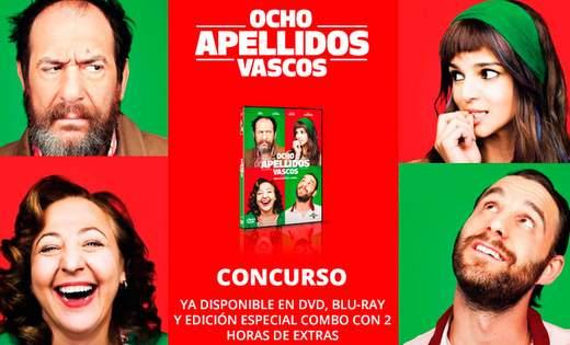 Concurso DVD de Ocho apellidos vascos