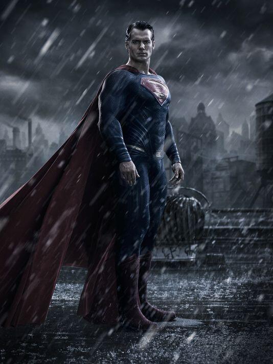 Primera imagen de Henry Cavill como Superman