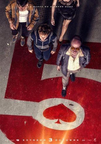 Primer póster de Torrente 5: Operación Eurovegas