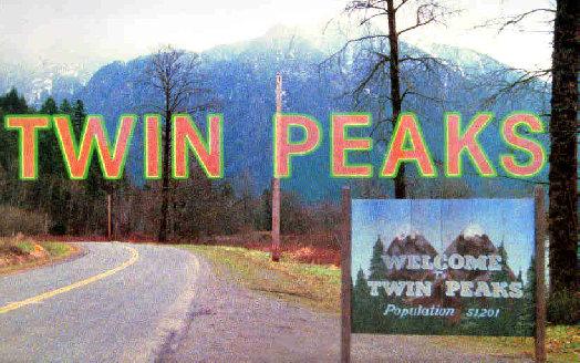 Bienvenidos a Twin Peaks