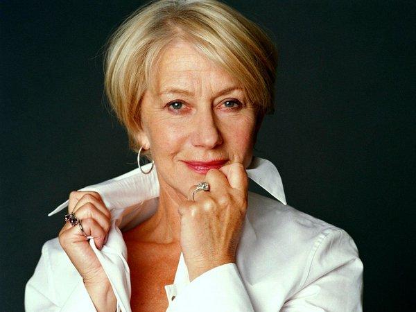 Helen Mirren padece parkinson