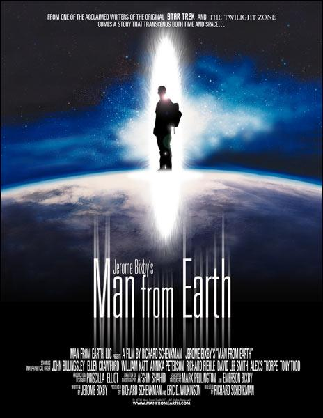 Póster de The Man from Earth