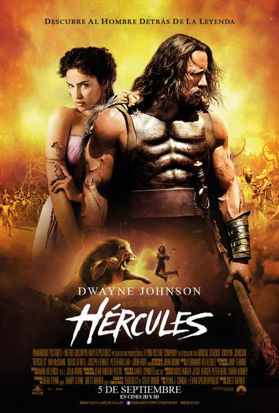 Crítica de Hércules 2014