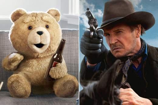 Liam Neeson en Ted 2