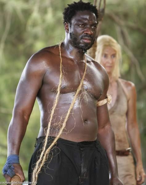Adewale Akinnuoye-Agbaje a Juego de Tronos