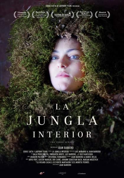Póster de La jungla interior