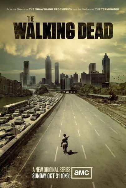 Póster de The Walking Dead