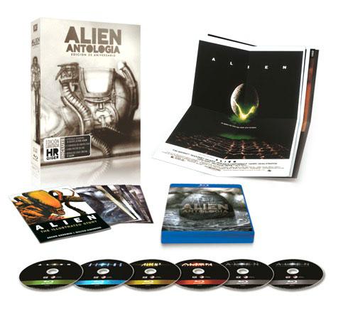 Alien edición especial 35 Aniversario