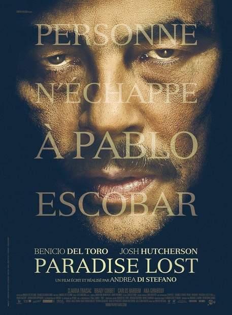 Póster de Escobar