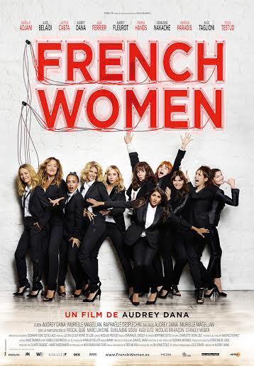 Póster exclusiva French Women