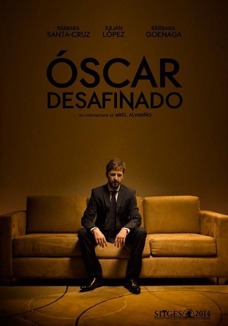 Cortometraje Óscar desafinado