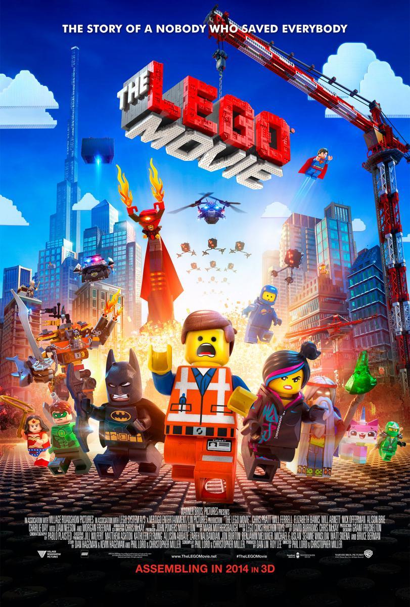 La LEGO película, y La Lego película 2