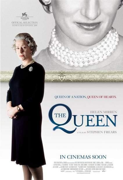 Póster de The Queen