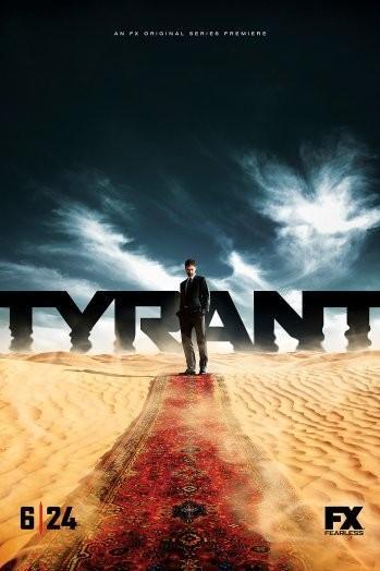 Póster de la serie Tyrant