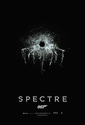 Póster de James Bond Spectre