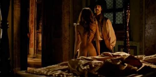 Desnudo de Natasha Yarovenko en Alatriste
