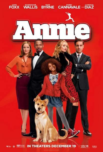 Póster de Annie