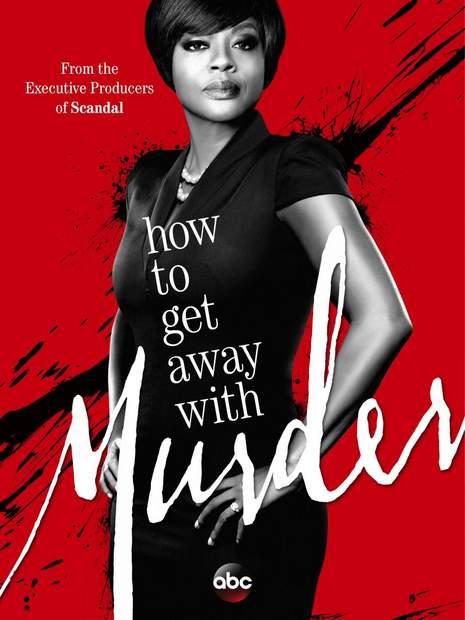 Póster de How to Get Away With Murder