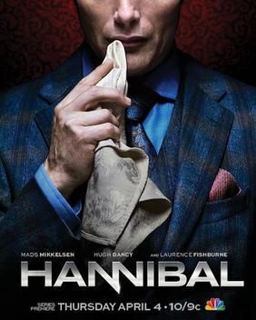 Póster de la serie Hannibal