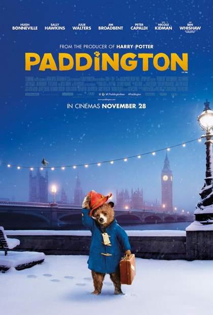 Póster de Paddington