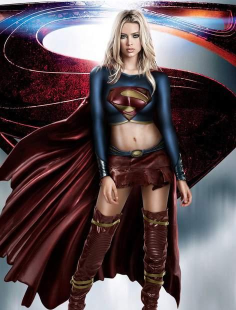 Protagonista serie Supergirl